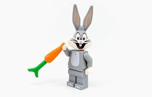 Lego minifigures - Bugs Bunny
