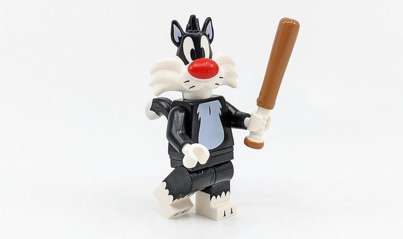 Lego minifigures - Sylvester